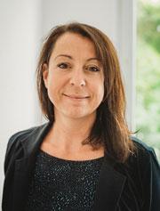 Petra Hornig, Dienststellenleitung